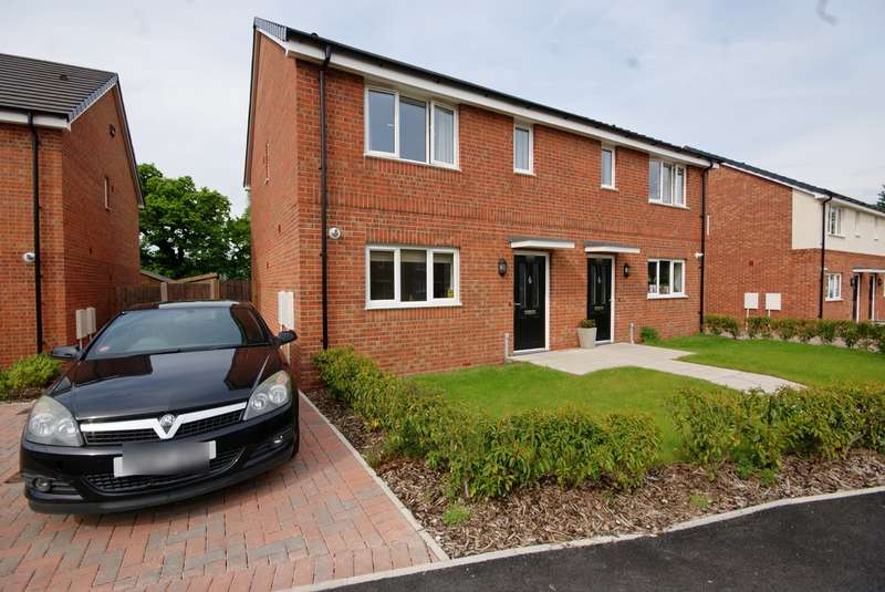 3 Bedrooms Property for sale in Nightingale Close, South Hykeham LN6
