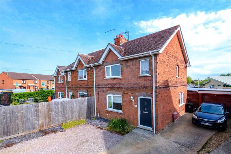 3 Bedrooms Semi Detached House for sale in Harrington Street, Bourne, PE10