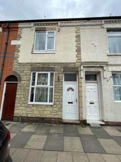3 Bedrooms Terraced House for sale in Bonchurch Street, Leicester, Leicestershire