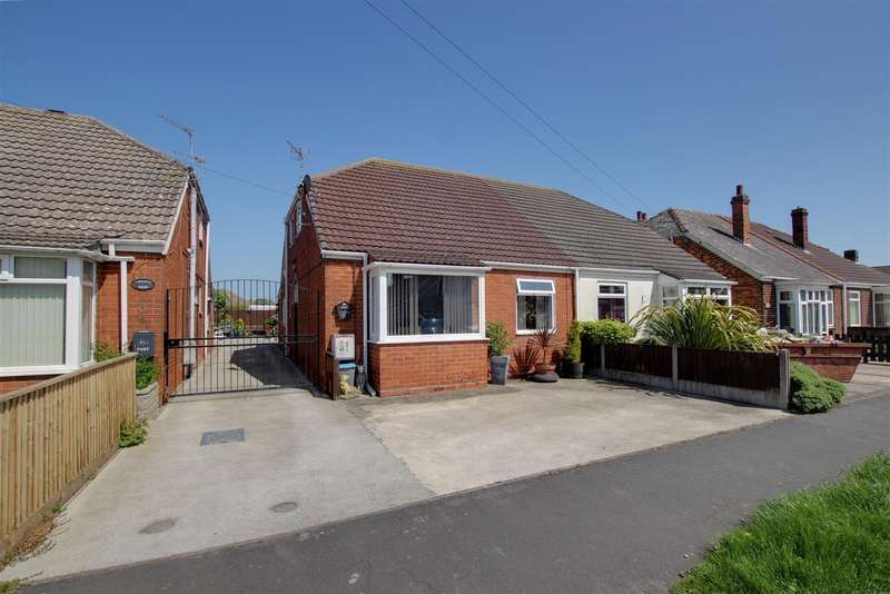 3 Bedrooms Semi Detached Bungalow for sale in St. Andrews Road, Mablethorpe