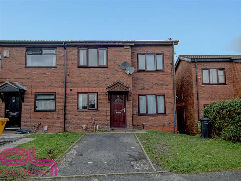 4 Bedrooms End Of Terrace House for sale in Hargreaves Street, Bolton