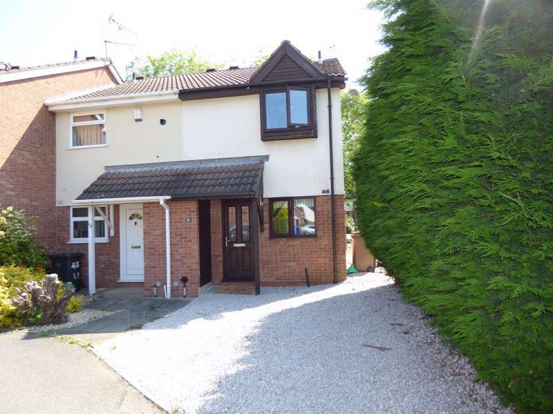2 Bedrooms Semi Detached House for rent in Purdy Meadows, Sawley, NG10 3DJ