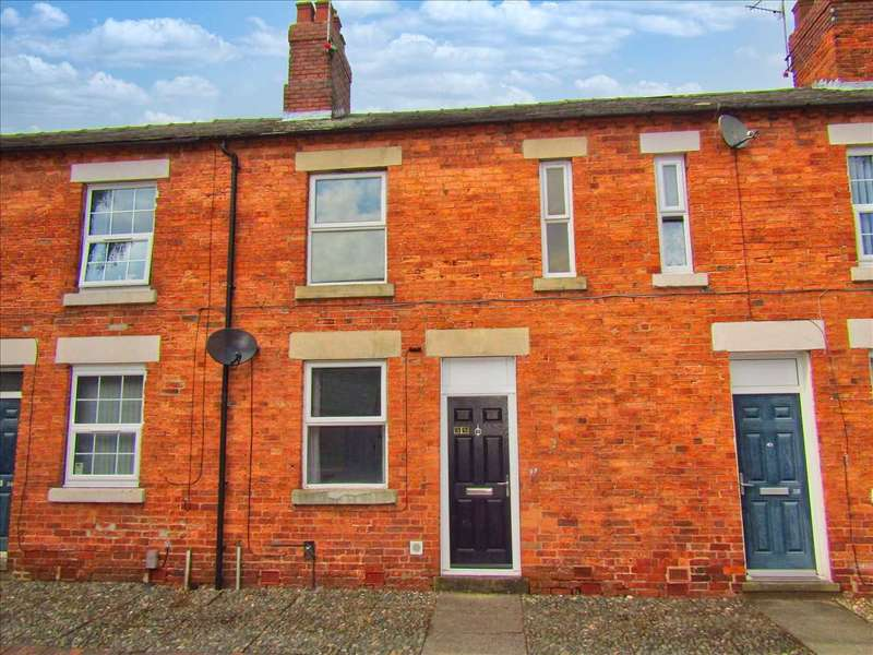 2 Bedrooms Terraced House for rent in Princess Street, Eastwood, Nottingham