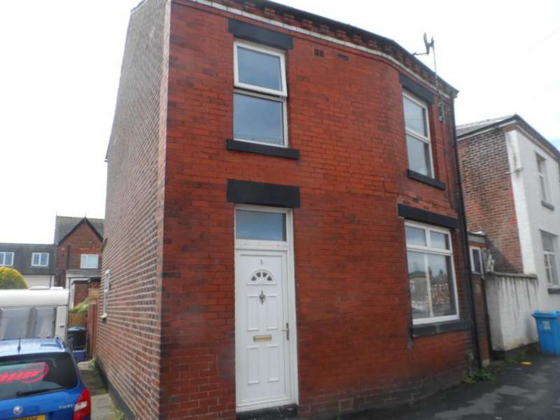 3 Bedrooms Terraced House for sale in Thompson Street, Wesham, PR4 3AE