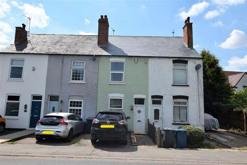 2 Bedrooms Terraced House for sale in Gotham Road, East Leake, Loughborough