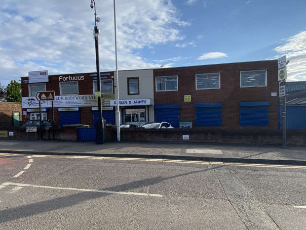 Commercial Property for sale in Roebuck Road, Hainault Business Park, Ilford, IG6