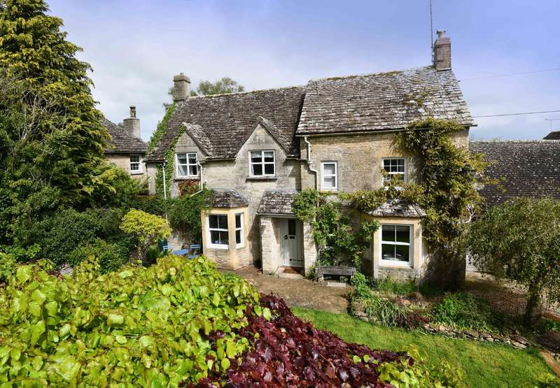 4 Bedrooms Detached House for sale in Bibury, Cirencester