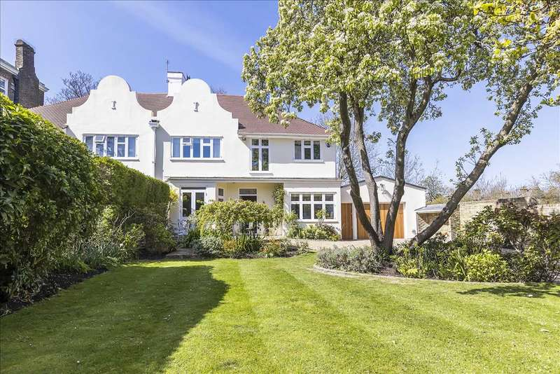 5 Bedrooms Semi Detached House for sale in Pond Road, Blackheath