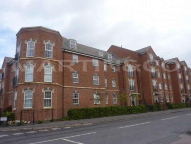 2 Bedrooms Property for rent in Magnus Court, Chester Green DE21