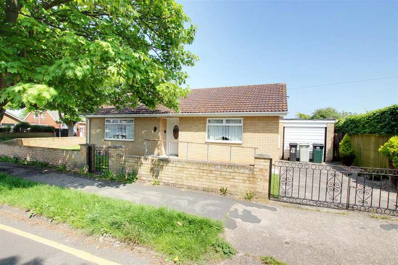 2 Bedrooms Detached Bungalow for sale in Waterloo Road, Mablethorpe