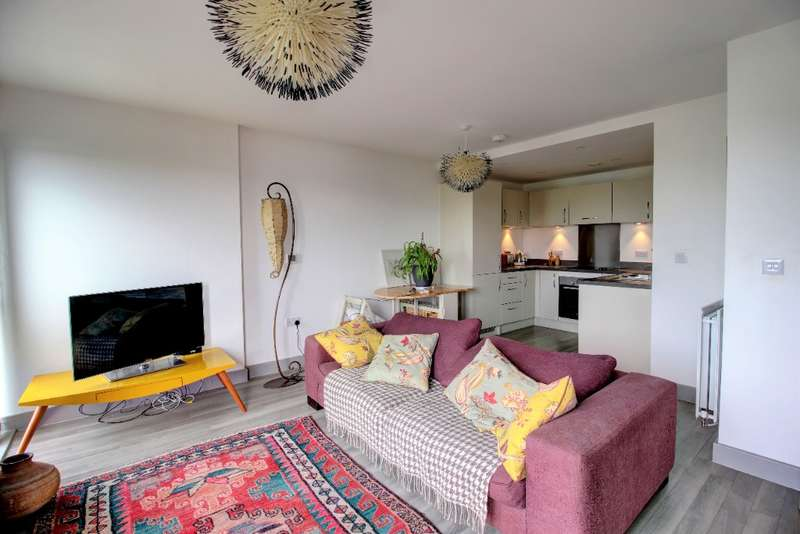 1 Bedroom Flat for rent in Paintworks, Arnos Vale, Bristol, BS4 3AQ
