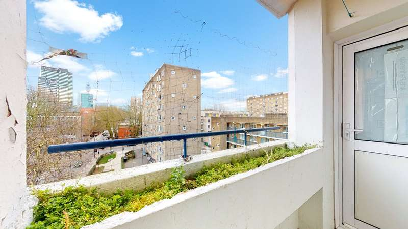 2 Bedrooms Flat for sale in Ennerdale, Varndell Street, Camden, London, NW1