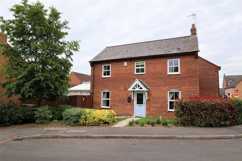 3 Bedrooms Detached House for sale in Sorrel Road, Witham St. Hughs, Lincoln