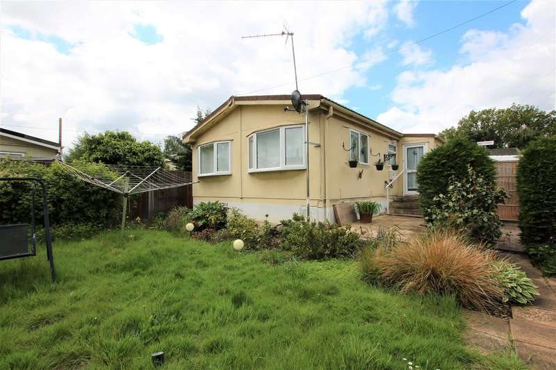 2 Bedrooms Park Home Mobile Home for sale in Brownfield Gardens, Maidenhead