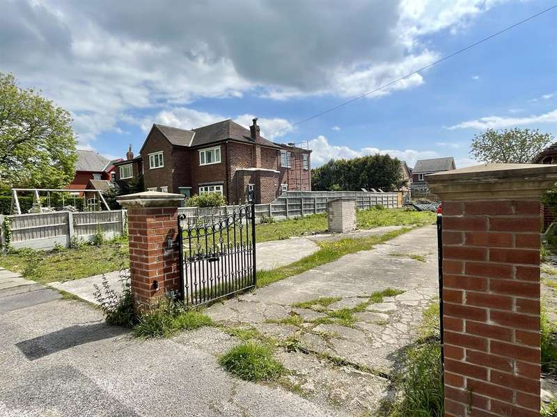 3 Bedrooms Land Commercial for sale in Moss House Road, Blackpool, FY4 5JE
