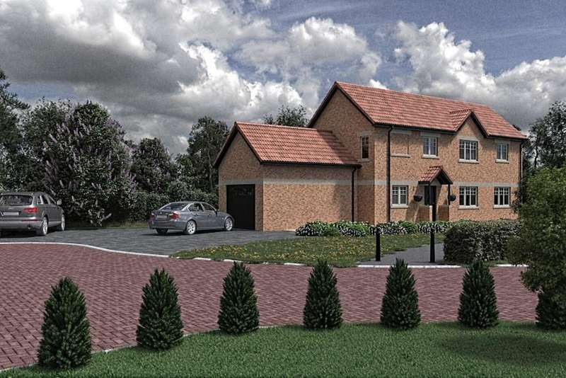 4 Bedrooms Property for sale in Hawthorne Close, Glentworth DN21