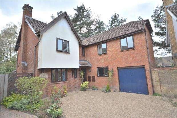 5 Bedrooms Detached House for sale in Northbrook Copse, Bracknell, Berkshire
