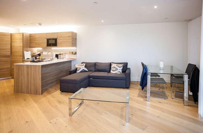 2 Bedrooms Apartment Flat for sale in Duke of Wellington Avenue, Royal Arsenal Riverside, Woolwich, London, SE18