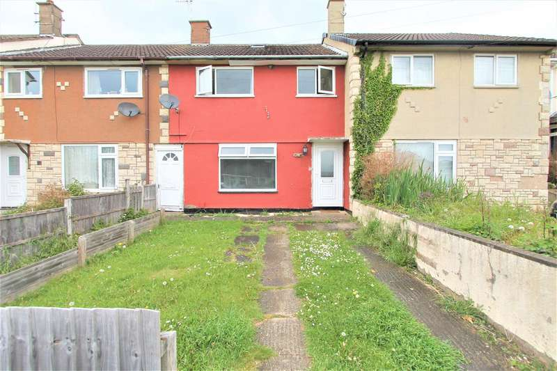 3 Bedrooms Town House for sale in Milnroy Road, Thurnby Lodge, Leicester LE5