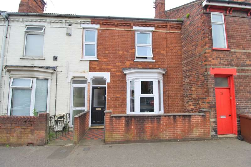 2 Bedrooms Terraced House for sale in Carholme Road, Lincoln, Lincolnshire, LN1