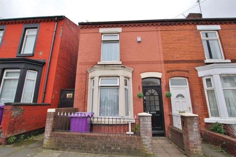 2 Bedrooms Property for sale in Binns Road, Old Swan, Liverpool, L13