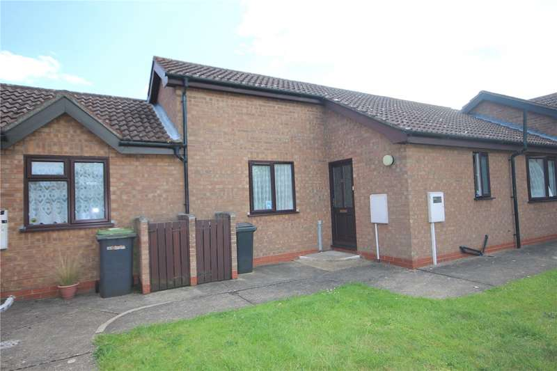 2 Bedrooms Terraced Bungalow for sale in Osborn Way, Heckington, Sleaford, Lincolnshire, NG34