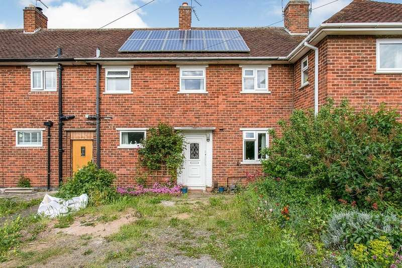3 Bedrooms Semi Detached House for sale in Poplar Road, Loughborough, LE11