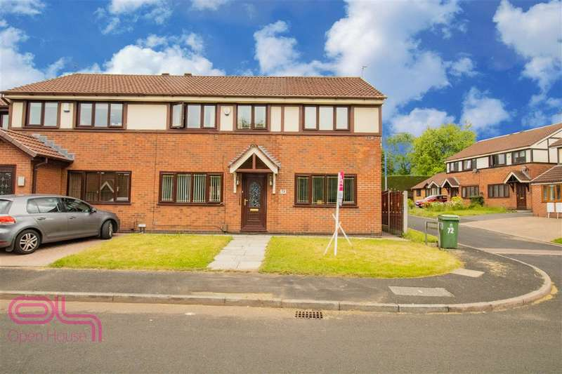 5 Bedrooms Semi Detached House for sale in Headingley Way, Bolton