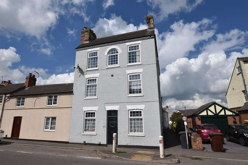 4 Bedrooms Semi Detached House for sale in Leicester Road, Shepshed