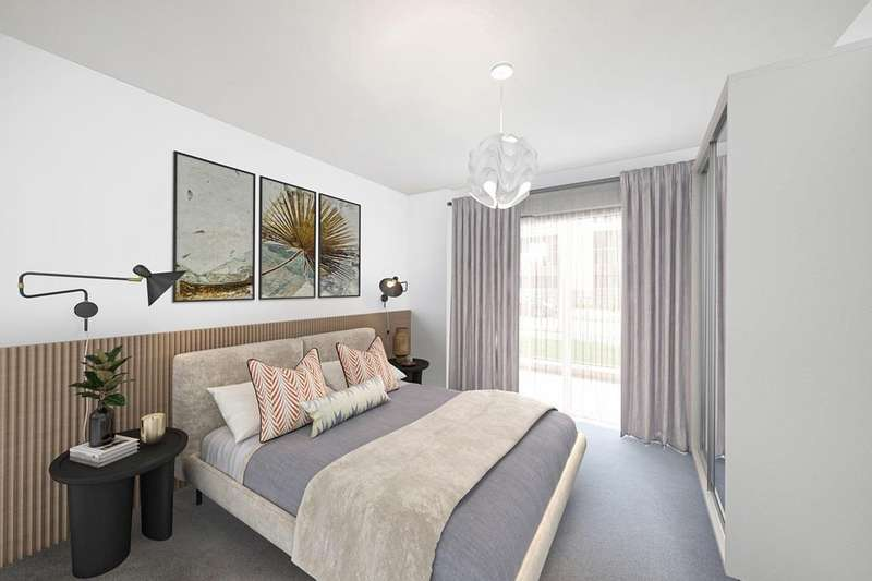 1 Bedroom Flat for sale in Medrano Apartments, Western Circus, Acton, Western Avenue, Acton, LONDON, W3 7XX