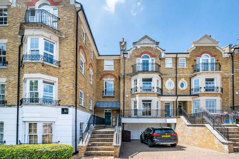 2 Bedrooms Flat for sale in Southlands Drive, Wimbledon Village, SW19