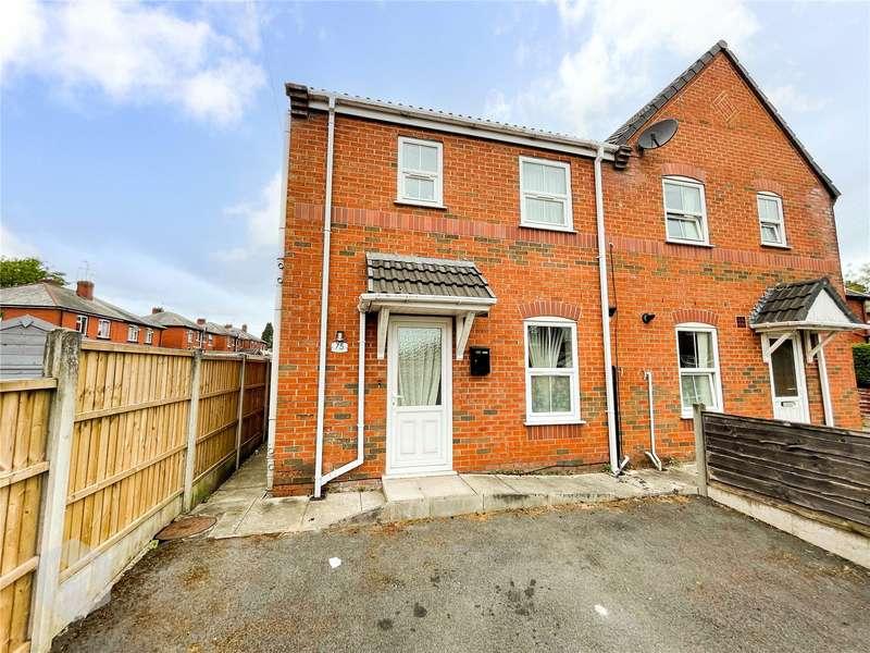 3 Bedrooms Semi Detached House for sale in Glenboro Avenue, Bury, BL8