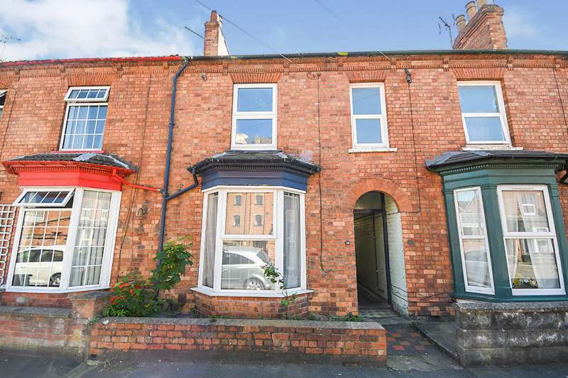 2 Bedrooms House for sale in Vernon Street, Lincoln, Lincolnshire, LN5