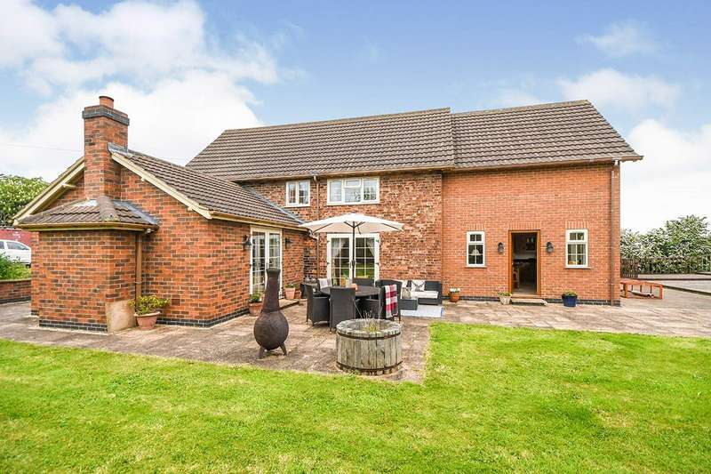 4 Bedrooms Detached House for sale in Buslingthorpe, Lincoln, LN3