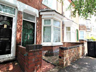 2 Bedrooms House for sale in Stuart Street, Leicester