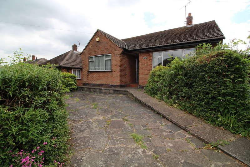 3 Bedrooms Detached Bungalow for sale in Park Road, Loughborough