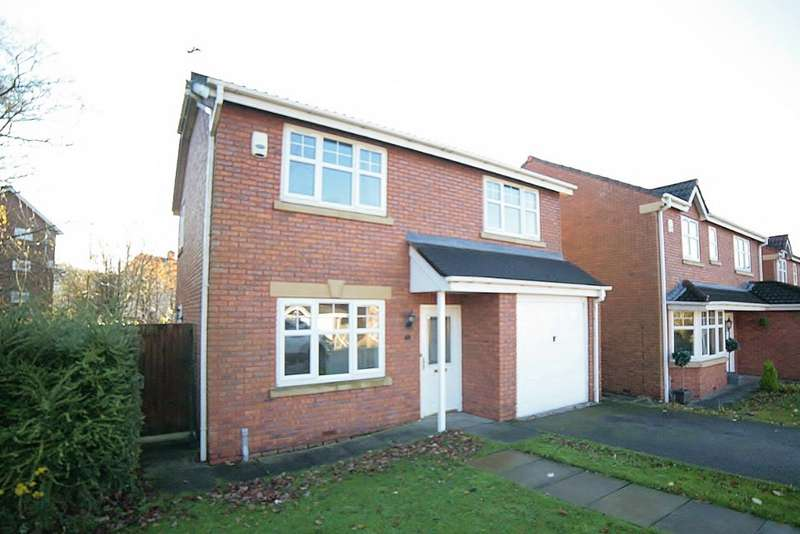 3 Bedrooms Detached House for sale in Maltby Court, Lees, Oldham, OL4 5EB