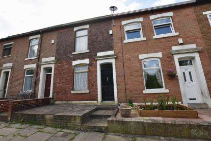 2 Bedrooms Terraced House for sale in Selborne St, Witton, Blackburn, Lancashire