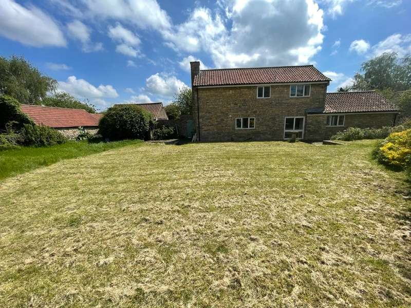 4 Bedrooms Detached House for sale in Main Street, Stonesby