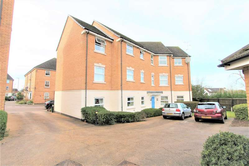 2 Bedrooms Flat for sale in Malsbury Avenue, Scraptoft, Leicester LE7