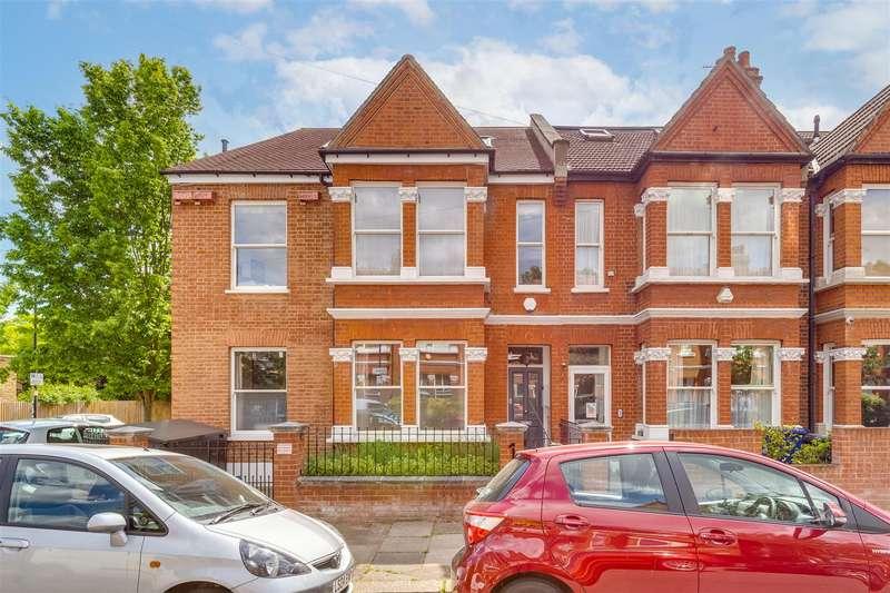 4 Bedrooms End Of Terrace House for sale in Hatfield Road, London, W4