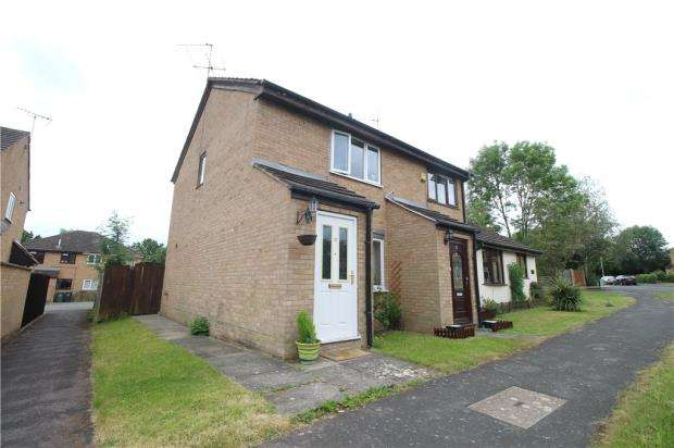 2 Bedrooms Semi Detached House for sale in Ravensthorpe Drive, Loughborough