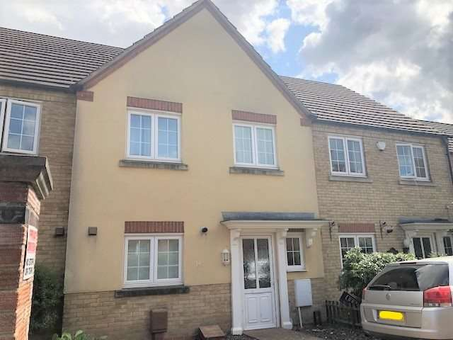 3 Bedrooms Terraced House for rent in Kinderley Close, Sutton Bridge