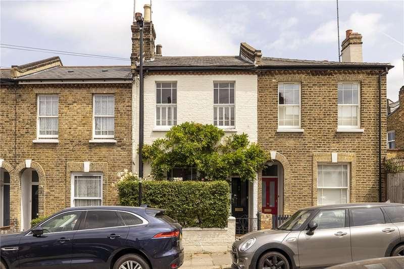 3 Bedrooms Terraced House for sale in Wellfield Road, London, SW16