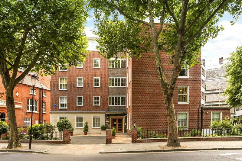 2 Bedrooms Apartment Flat for sale in Melbury Road, London, W14