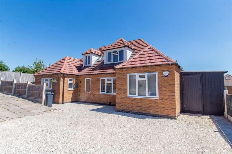 4 Bedrooms Detached House for sale in Besecar Close, Gedling, Nottingham