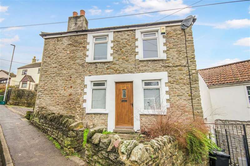 3 Bedrooms Semi Detached House for sale in Cowhorn Hill, Oldland Common