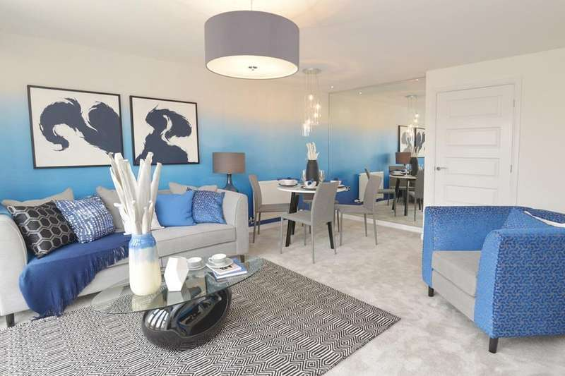 2 Bedrooms House for sale in Waltham, City Heights, Somerset Avenue, Leicester, LEICESTER, LE4 0JY