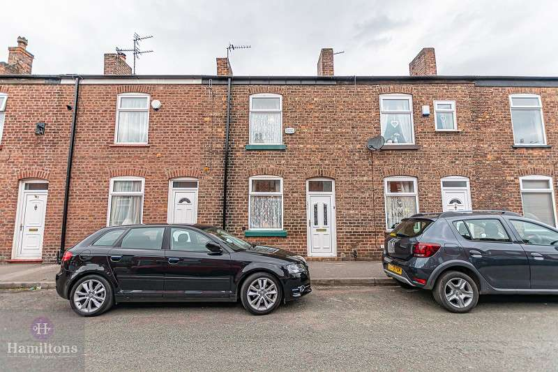 2 Bedrooms Terraced House for sale in Oxford Street, Leigh, Greater Manchester. WN7 1NW
