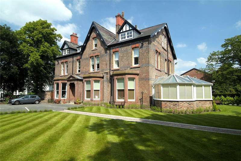 2 Bedrooms Apartment Flat for sale in Lyndhurst Road, Mossley Hill, Liverpool, L18